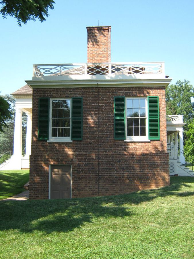 Montpelier - South Side View