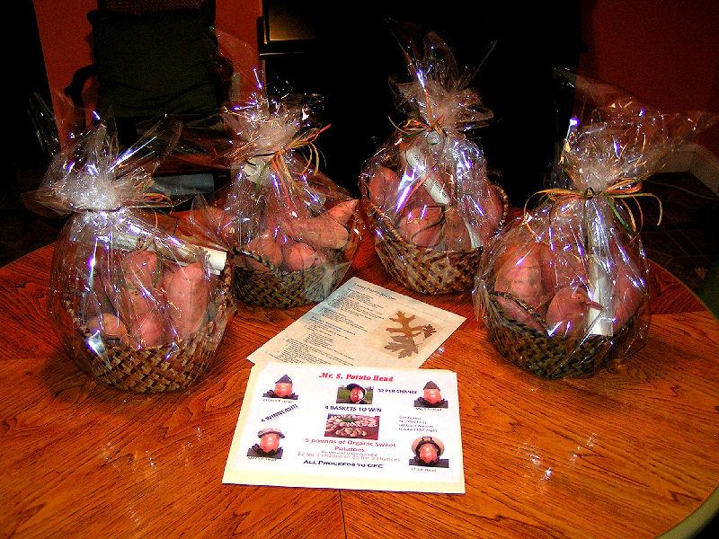 Prize Baskets