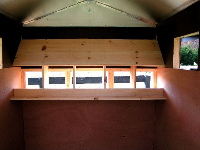 Roosting Boxes